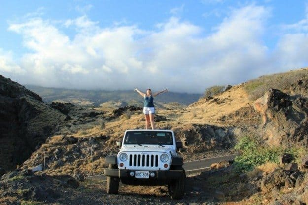 Jeep Rental Maui Hawaii