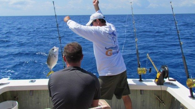 Deep sea fishing in cozumel divergent travelers for Deep sea fishing mexico