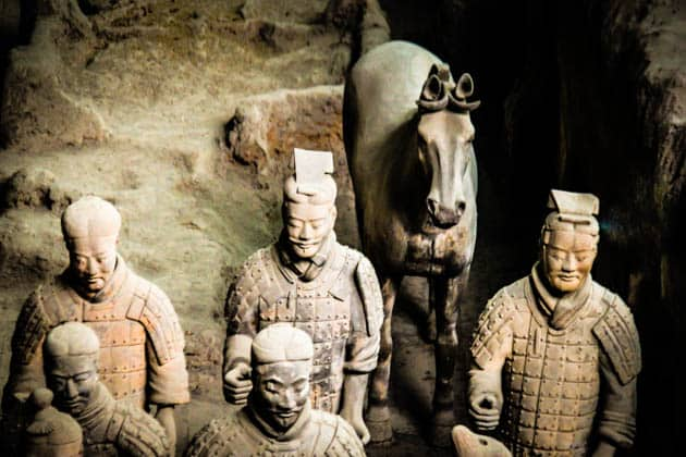 essay on terracotta army Reflection: the first emperor had several enduring legacies, the terracotta army among the most famous have students compose a brief reflection paper (or poem or art collage) describing what they hope their legacy (or legacies) will be, who it will impact, and how.